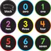 EZ Stick Numbers Shapes And Colors Decals