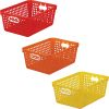 Large Baskets – 3 Group Colors – Set Of 6
