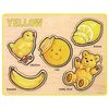 Bright Color Puzzles Set of 8
