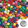 Colorations Pony Beads 1 lb