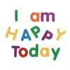 Jumbo Magnetic Letters 80 Pieces
