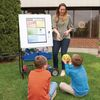 Flexible Learning Indoor/Outdoor Easel - Classic