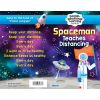 Spaceman Teaches Distancing Learning Journals