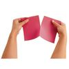 Assorted Colors 9  x 12  Heavyweight Construction Paper Pack   50 Sheets