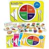 Excellerations My Healthy Plate Magnet Activity Set