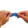 """Colorations 1"""" Colored Masking Tape Dark Blue"""