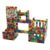 Excellerations Translucent Standard Building Bricks 810 Pieces