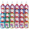 Colorations Glitter Glue Classroom Pack Set of 30