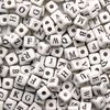 Colorations® Jumbo Alphabet Beads - 260 Pieces