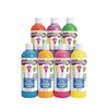 Colorations Fluorescent Simply Washable Tempera Set of 7