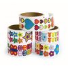 Colorations Sticker Rolls Set of 5