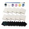 Colorations Mini Tile Magnets Art Kit   Set of 10
