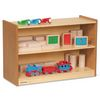 "Environments 24"" Forest Wood Compact Shelves - 1 shelf"