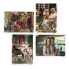 Excellerations Multicultural Family Puzzles   Set of 12