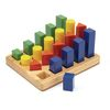 Shape Sequence Blocks   21 Pieces