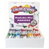 Colorations Washable Mini Markers Set of 200