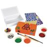 Colorations White Cardboard Pencil Boxes - Set of 12