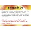 Spanish Social Skills Discussion Cards (Tarjetas de conversacion acerca de las habilidades Sociales) - 20 Cards