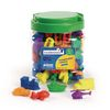 Excellerations® Transportation Counters - 72 Pieces