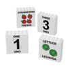 Excellerations® Puzzle Up Numbers and Objects - 80 Pieces