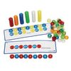 Excellerations® Translucent Stackable Counters 500 Pcs