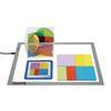 Excellerations® STEM Translucent Attribute Shapes 36 Pieces