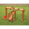 Excellerations® Outdoor Rack and Slide Set with Accessories