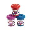 Colorations Play Dough - 3 oz. - Set of 3 Colors
