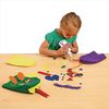 Colorations® Imaginary Hand Puppets - Kit for 12