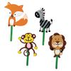 Colorations® Foam Animal Stick Puppets Set of 12
