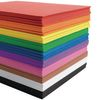 """Colorations[r] Foam Sheets, 9"""" x 12"""" - Set of All 10"""