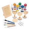 Colorations® Decorate Your Own Wood Crafts, Set of 7