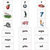 Essential Spanish Word Sorts™ Cards - Beginning Sounds
