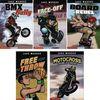 Jake Maddox Sports Book Set