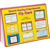 Spanish Reading Comprehension Flip Chart - 1 chart
