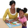 Magnetic Learning Activity Boards Kit - Alphabet Arcs - 4 mats, 104 letters
