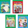 Reader's Theater Nursery Rhymes Spanish Book Set - Grades Pre-K-K