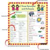 Foundational Skills Flip Chart