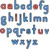 EZread Soft Touch™ Magnetic Letters: Expanded Set