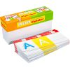 Feel, Trace and Write Alphabet Cards And Dry Erase Crayons