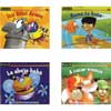 Rising Readers Fiction: Nursery Songs And Stories - Spanish - 12 books