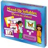 Mixed Up Syllables - Mezcla de sAlabas - 30 mats, 114 tiles