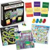 Comprehension Game Trio: Main Idea, Summary and Inference - Grades 4-5