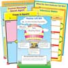 Dry Erase Comprehension Graphic Organizer Mats - Intermediate - Set Of 36