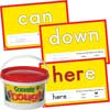 Dolch Pre-Primer Sight Words Dough Kit