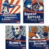 U.S. History Genre Bin Kit - Grades 4-5 - 45 books, 1 bin