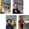 Texas History: Then And Now - 8-Book Set - Spanish