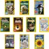National Geographic Kids Readers 1, 2, and 3