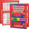 Spanish Writing Process Folder (Mi organizacion para una buena escritura) - 12 folders