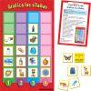 Spanish Foundational Skills Literacy Centers - Grades K-1 - 1 Spanish Literacy Center